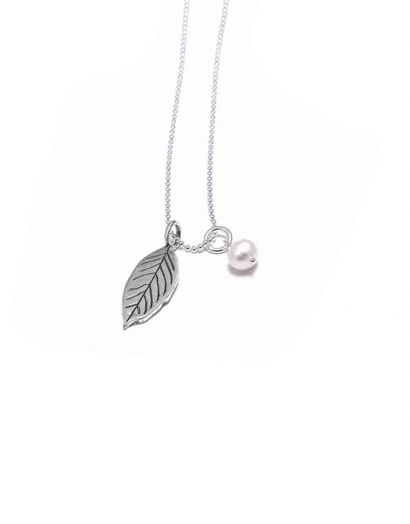 A New Leaf Necklace