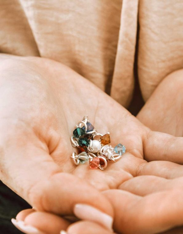 Birthstones And Pearls