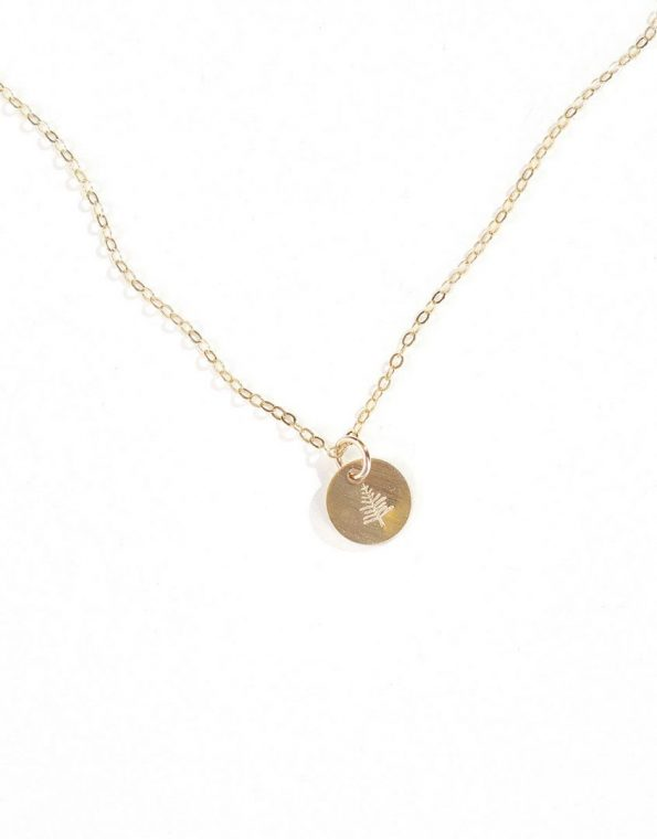 Eternal Evergreen Necklace