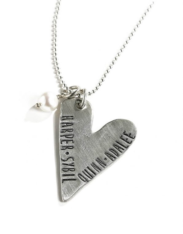 A Full Heart Necklace