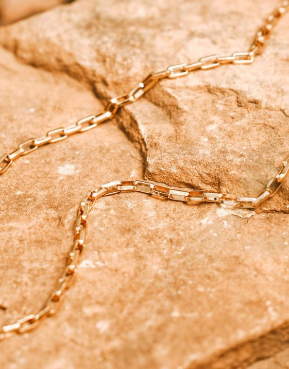 gold-rectangle-link-chain-creative