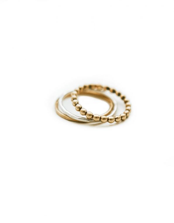 Stacking Rings Set of 3