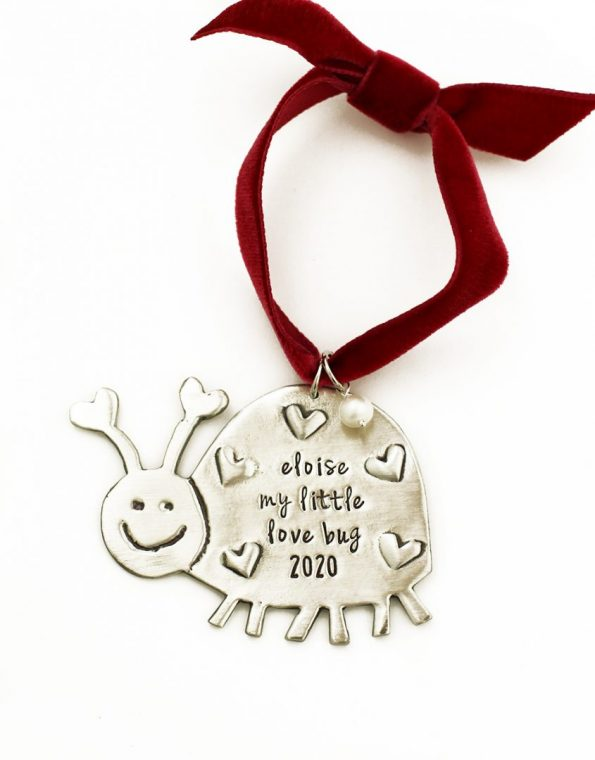 Eloise The Ladybug Ornament