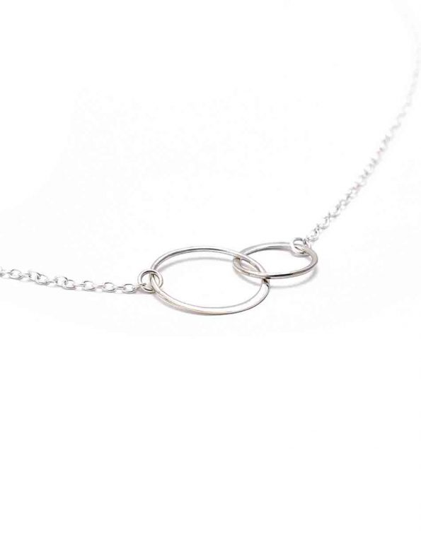 Mother-In-Law Sterling Silver Necklace