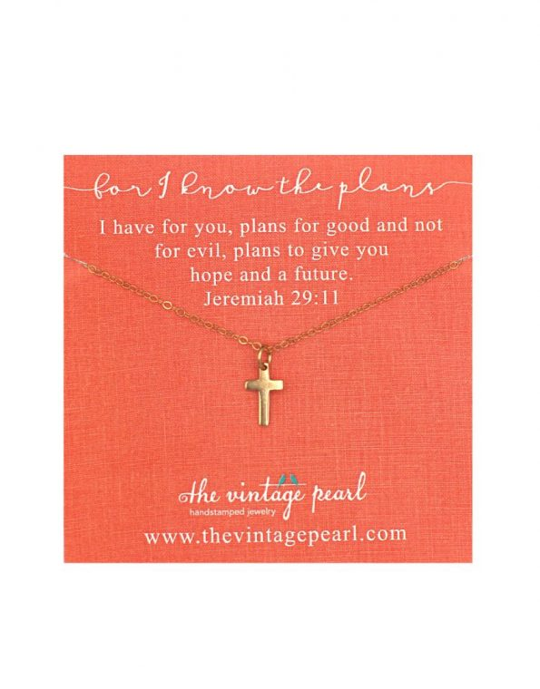 silVer-gold-cross-necklace-card
