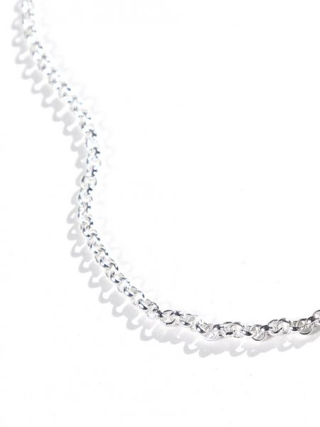 "Add a charm to this 18"" sterling silver Rolo chain to turn this into a personalized jewelry piece. Perfect for wife, mom"