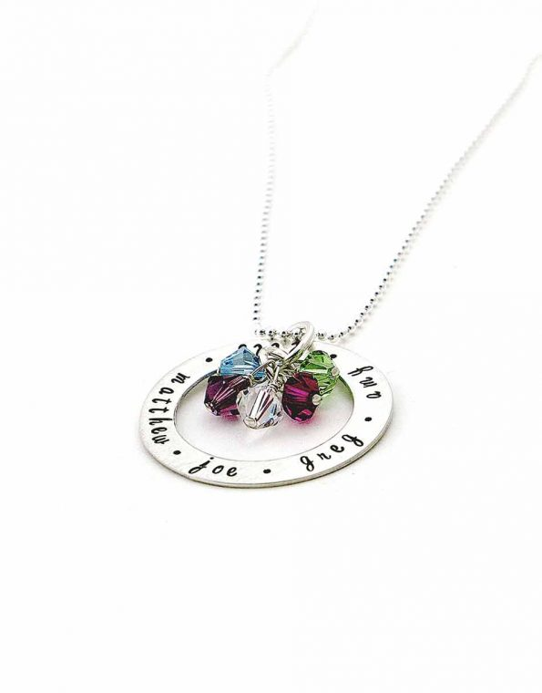 sterling-silver-eternity-circle-and-stones-necklace