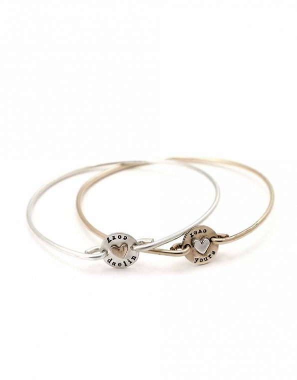 Wrapped In Love Bangle